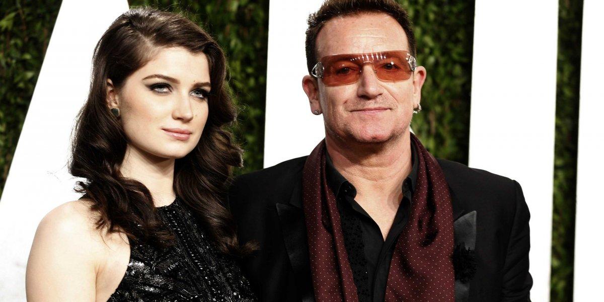 H 21χρονη Ιβ Ηιούσον είναι κόρη του Μπόνο των U2