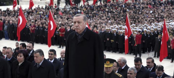ΦΩΤΟΓΡΑΦΙΑ: AP Photo/Burhan Ozbilici