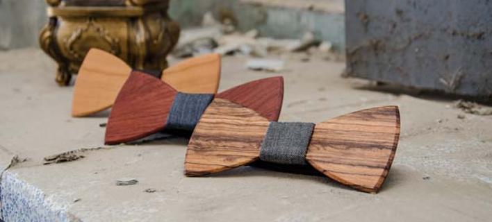 Exallo: Δύο αδέρφια που νίκησαν την κρίση κατασκευάζοντας ξύλινα παπιγιόν