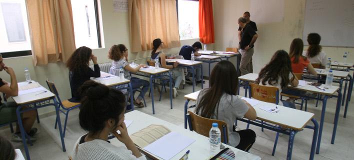 Αλλαγές στις πανελλαδικές εξετάσεις (Φωτογραφία: EUROKINISSI/ILIALIVE.GR/ΓΙΑΝΝΗΣ ΣΠΥΡΟΥΝΗΣ)