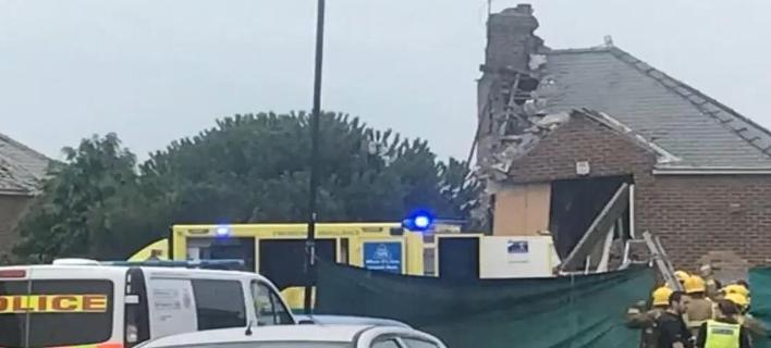 Δραματικό βίντεο: Eκρηξη αερίου τινάζει στον αέρα ένα σπίτι στο Σάντερλαντ