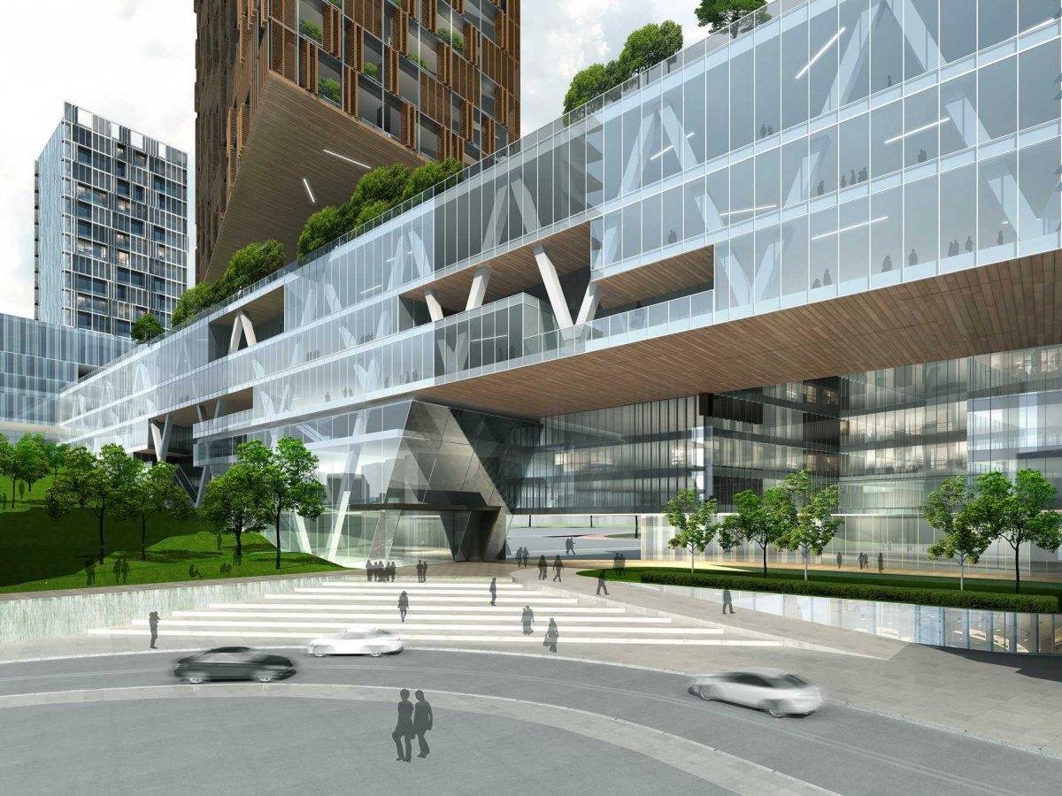 Τα νέα θαύματα της αρχιτεκτονικής