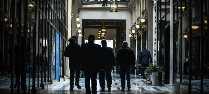ο εξωδικαστικός μηχανισμός «έσωσε» τις επιχειρήσεις/Φωτογραφία: Eurokinissi
