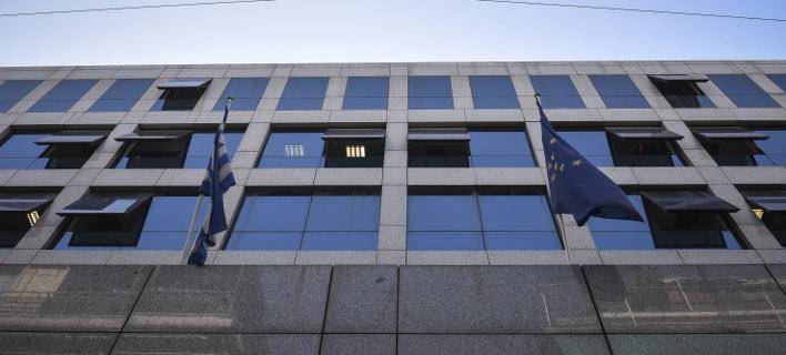 Τα γραφεία της ΕΥΔΑΠ/ Φωτογραφία: Eurokinissi
