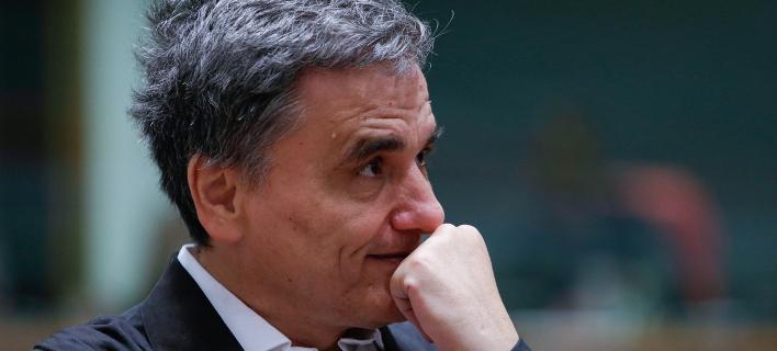 Συνέντευξη στο Reuters έδωσε ο Ευκλείδης Τσακαλώτος- φωτογραφία sooc.gr