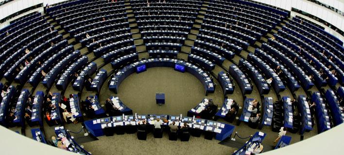 Το Ευρωπαϊκό κοινοβούλιο/Φωτογραφία: AP