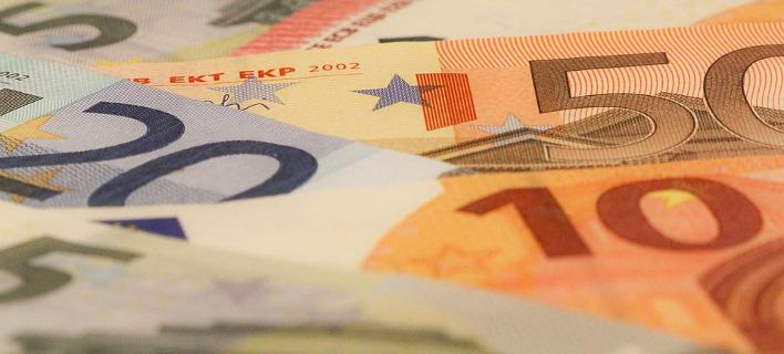 Χαρτονομίσματα ευρώ/Φωτογραφία: Pixabay