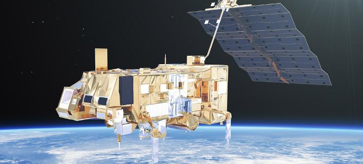 μετεωρολογικός δορυφόρος/Φωτογραφία: ΑΠΕ-ΜΠΕ