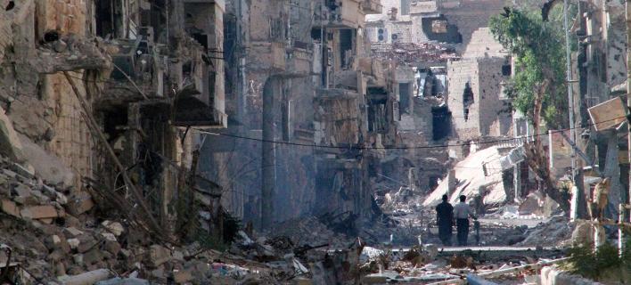 Σφαγή σε πόλη της Συρίας -Οι τζιχαντιστές εκτέλεσαν δεκάδες αμάχους