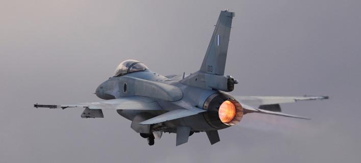 F-16 /Φωτογραφία: HAF Spokesman/Flickr