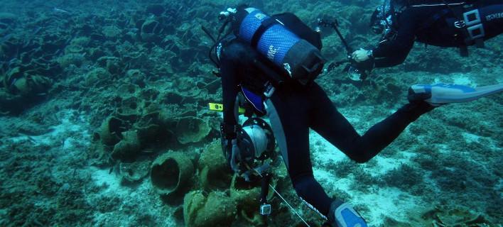 Κρυμμένος θησαυρός: Βρέθηκαν 22 αρχαία ναυάγια στους Φούρνους -Μαγεία στο βυθό [εικόνες]