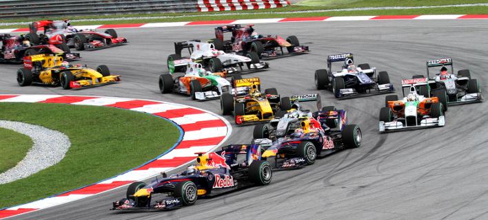 Formula 1: Στη Σανγκάη την Κυριακή ο 3ος αγώνας
