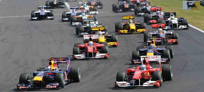 Το πρόγραμμα της νέας σεζόν στην Formula 1 - 21 Γκραν Πρι το 2017