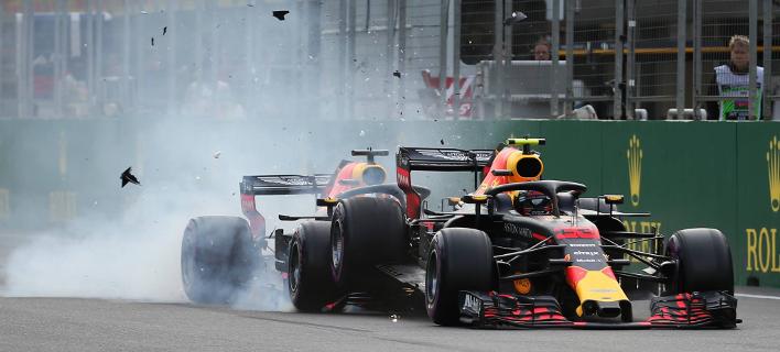 Αδρεναλίνη στο κόκκινο με αγώνες Formula1, NASCAR Cup Series & Red Bull Air Race αποκλειστικά στην Cosmote TV [βίντεο]