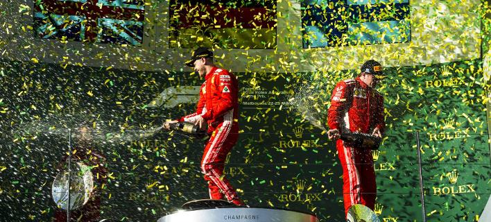 Φωτογραφία: Ferrari/FB