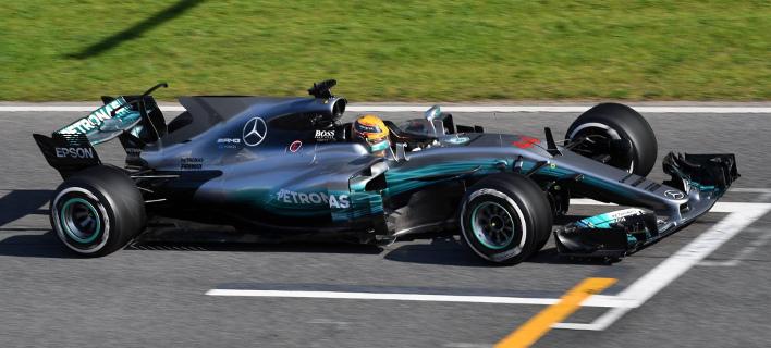 Φωτογραφία: F1/Facebook