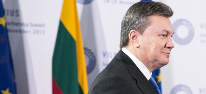 Η Ουκρανία φλέγεται και ο πρόεδρος της χώρας πήρε άδεια -Δεν άντεξε το κρύωμα πο