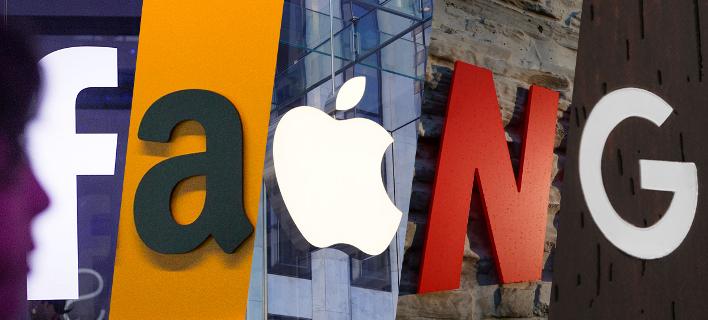 Τι σημαίνει η πτώση των μετοχών Facebook, Apple, Amazon, Netflix και Google
