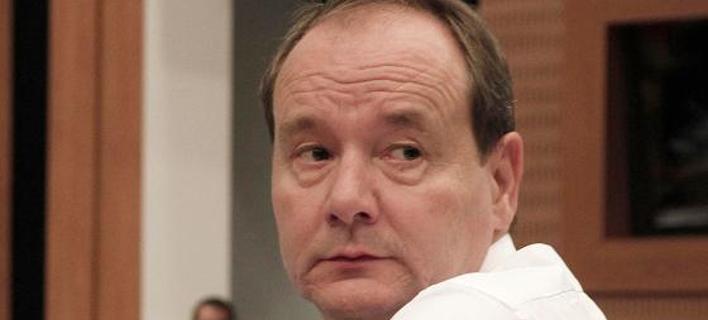 O επικεφαλής του EWG , Χανς Φάιλμπριφ/Φωτογραφία: ΑΡ