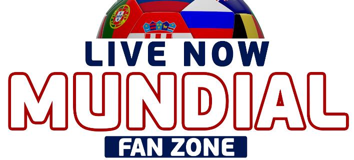 «Live Now Mundial – Fan Zone» με τη σφραγίδα της Nova