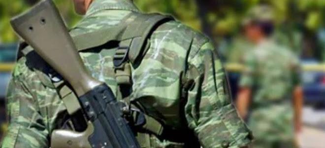 Συναγερμός από απόπειρες αυτοκτονίας στρατιωτικών στη Λέσβο - Ενας ήπιε απορρυπα