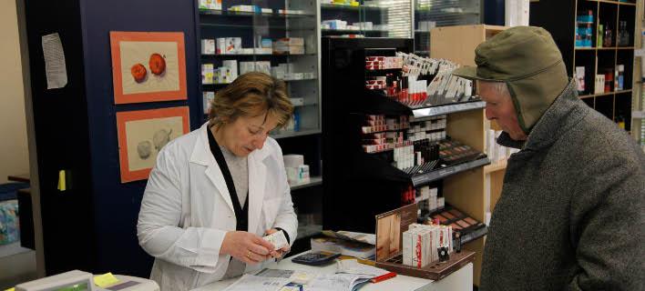 Κανένα φάρμακο χωρίς ιατρική συνταγή/Φωτογραφία: Eurokinissi