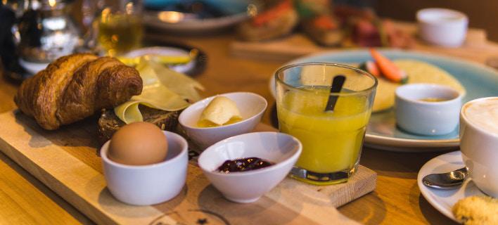 Πρωινό /Φωτογραφία: unsplash