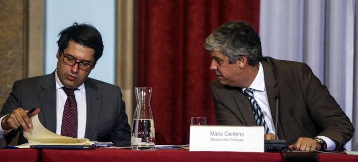 Ο Μουρίνιο Φέλιξ (αριστερά) (Φωτογραφία: ΑΠΕ/ EPA/NUNO FOX)