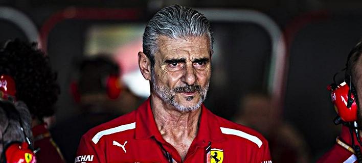 Παραιτήθηκε ο ο γενικός διευθυντής της Ferrari, Μαουρίτσιο Αριβαμπένε