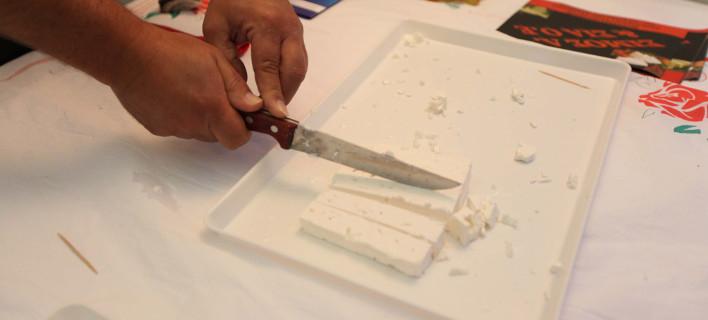 Αποστόλου: Δουλεύουμε με την Κομισιόν για την προστασία της φέτας
