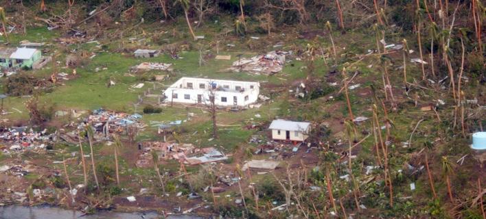 Κυκλώνας ισοπέδωσε τα Φίτζι -Εικόνες καταστροφής από διαλυμένα χωριά [εικόνες]