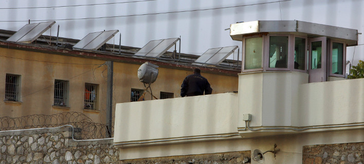 Εξέγερση και προσπάθεια απόδρασης στις φυλακές Κορυδαλλού