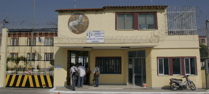 Λάρισα: Αιματηρή συμπλοκή κρατουμένων - Ενας νεκρός και ένας τραυματίας