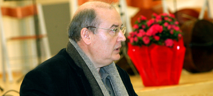 Βουλευτής ΣΥΡΙΖΑ Νίκος Φίλης/Φωτογραφία: Eurokinissi