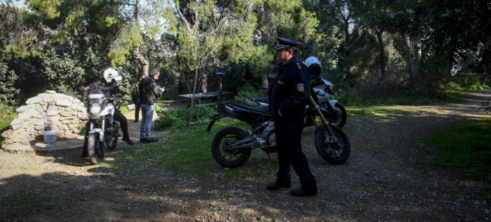 Φωτογραφία: Eurokinissi- Αστυνομία στον λόγο του Φιλοπάππου