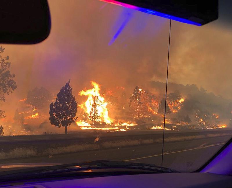 Πυρκαγιά στη Καλιφόρνια