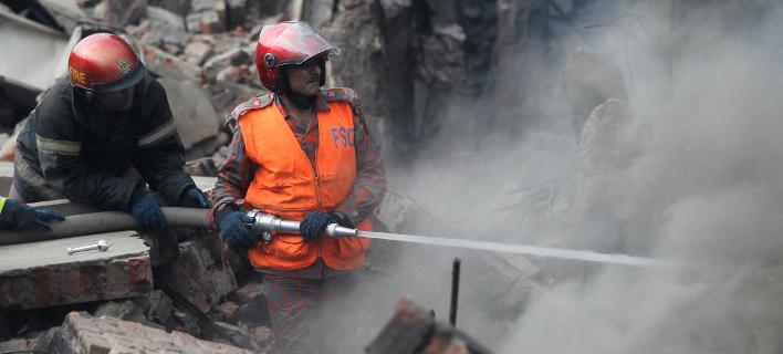 Φωτιά σε εργοστάσιο υφαντουργίας στο Μπανγκλαντές- 6 νεκροί