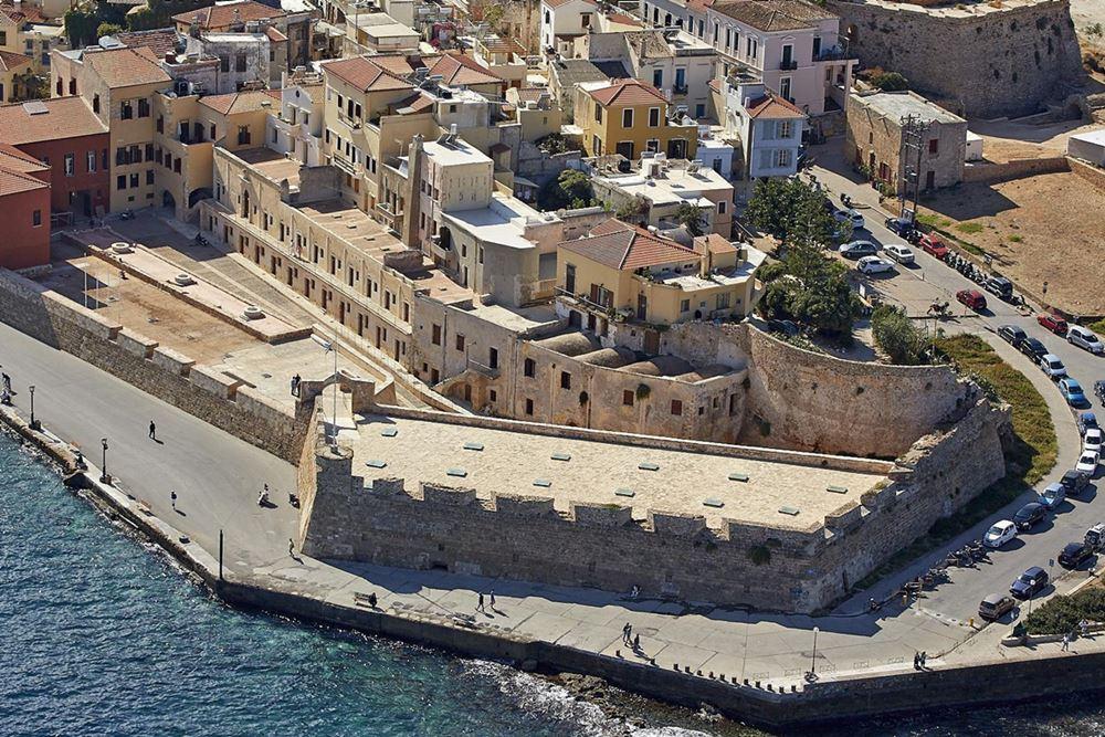 Το φρούριο Φιρκά, φωτογραφία: kastra.eu