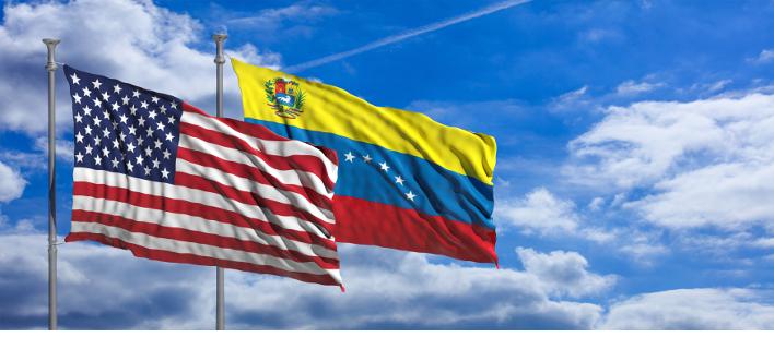 Κυρώσεις στην κρατική εταιρεία επεξεργασίας χρυσού της Βενεζουέλας (Φωτο: Shutterstock)