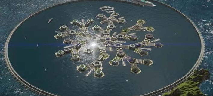 Εικόνα: YouTube/Seasteading Institute