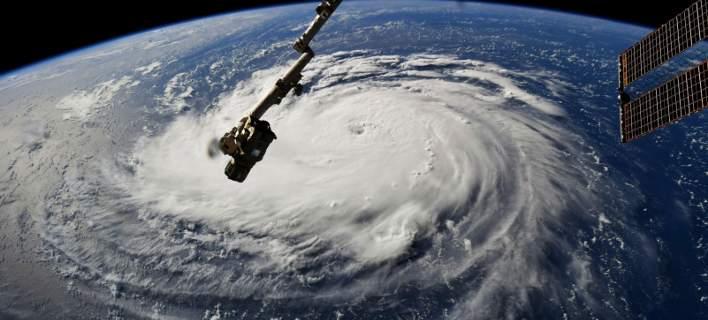 O τυφώνας Φλόρενς /Φωτογραφία AP images
