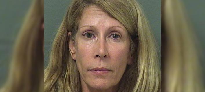 H Κάθλιν Ρετζίνα Ντέιβις. Πηγή φωτό: Palm Beach County police