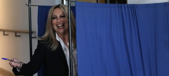 Ψηφοφορία για ανάδειξη συνέδρων στο ΚΙΝΑΛ -Φωτογραφία: Intimenews/ΒΑΡΑΚΛΑΣ ΜΙΧΑΛΗΣ