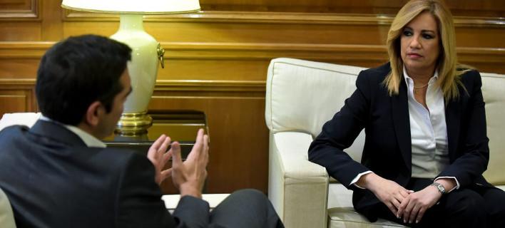 Κίνημα Αλλαγής: Λίγη αντιπολίτευση, πολύ φλερτ με τον ΣΥΡΙΖΑ