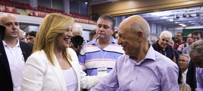 Συνάντηση Γεννηματά-Σημίτη τη Δευτέρα: Για την επίθεση σε βάρος του πρώην πρωθυπουργού