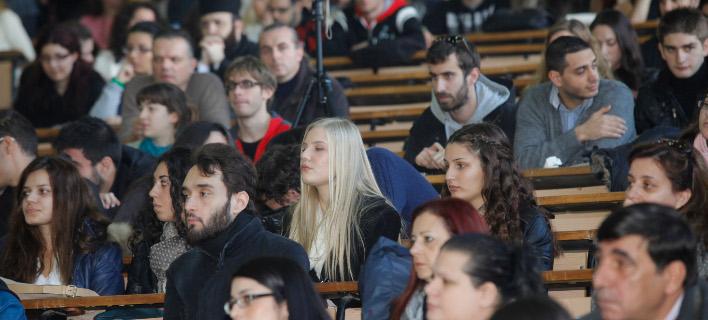 Φοιτητές/Φωτογραφία: Eurokinissi