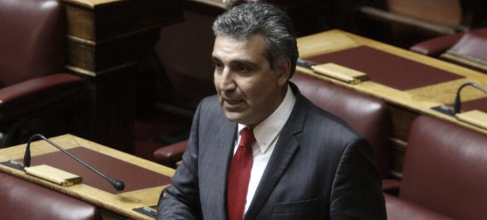 Καμία ποινή στον βουλευτή Αρ. Φωκά για το «να καεί η π@@τ@ν@ η Βουλή»