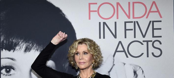 Η ηθοποιός Τζέιν Φόντα /Φωτογραφία: Getty Images