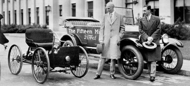 Ηenry Ford: 150 χρόνια από τη γέννηση του ιδρυτή της σύγχρονης αυτοκίνησης