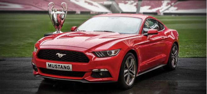 Μόνο οι πιο γρήγοροι από τη σκιά τους πρόλαβαν τις καινούργιες Mustang